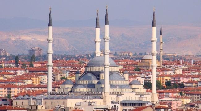 İşte Başkent Ankara'da Bu Hafta Cuma Namazı Vakti (21 Eylül 2018)