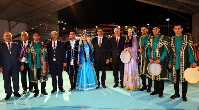 Keçiören'de Kardeş Azerbaycan Gecesi