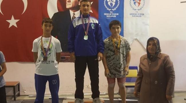 Pursaklar'ın Yıldız Şampiyonu