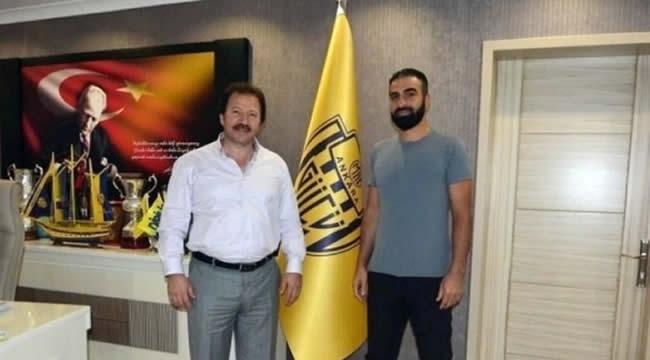 Sedat Ağçay Ankaragücü İle Sözleşme Uzattı