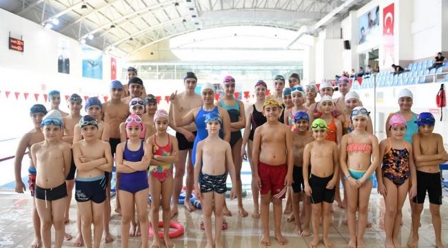 TEBRİKLER! Ankaralı Yüzücüler Türkiye İkincisi