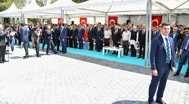 Altındağ'ın Şehitleri 15 Temmuz'da Kabirleri Başında Anıldı