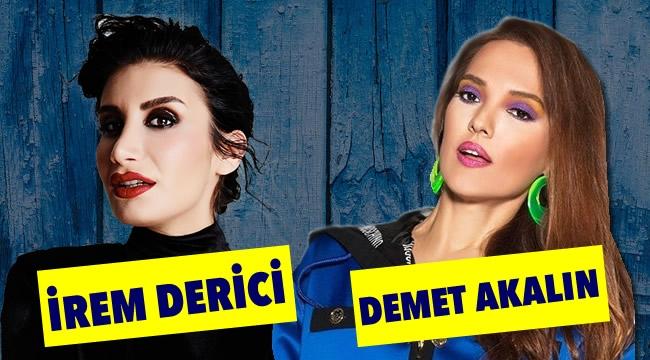 Ankara'da 2 Muhteşem Konser! Demet Akalın ve İrem Derici Geliyor. İşte Detaylar...