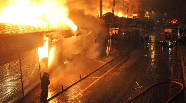Ankara İtfaiyesi Açıkladı: ''Başkent'te Yangınların En Büyük Sebebi...''