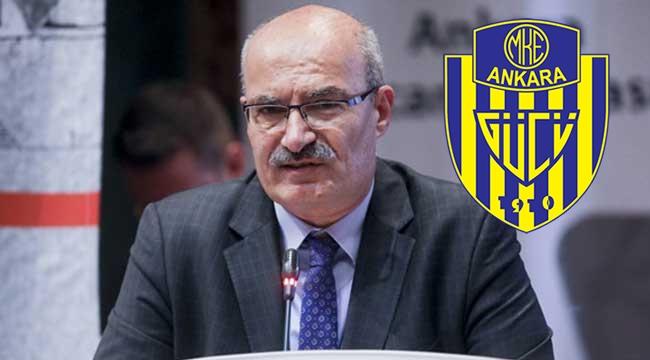 ATO Başkanı Gürsel Baran: ''Ankaragücü, Borç İsteyen Bir Kulüp Olmaktan Çıkmalı''