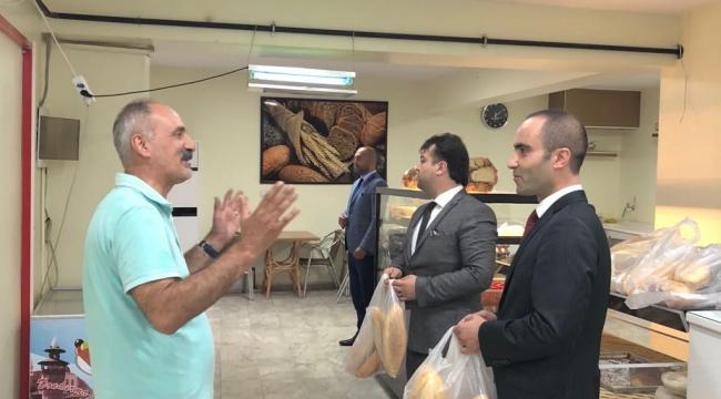 Bahçeli'nin ''Askıda Ekmek'' Çağrısına Ankara İl'den Destek