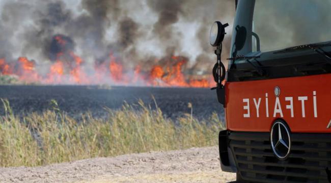 Başkentlilere Yangın Uyarısı: ''Dikkatsizlik Davetiye Çıkarıyor''