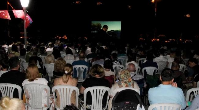 Çankaya'da Açık Hava Film Keyfi Başladı! Gösterilecek Film ve Tarihlerinin Tam Listesi...
