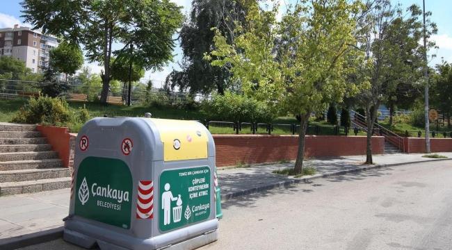 Çankaya'da Avrupa Modeli Temizlik Büyüyor