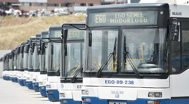 Ego'dan İki Yeni Otobüs Hattı