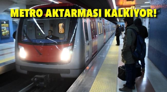 FLAŞ! Sincan'dan Kızılay'a Aktarmasız Metro Yarın Hizmete Giriyor