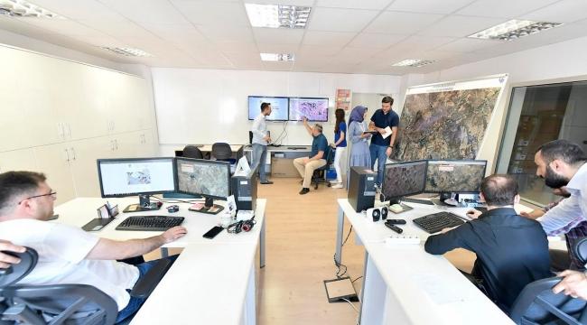 Mamak Belediyesi İnternet Sitesinde Son Yenilik ''Kent Bilgi Sistemi''