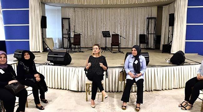 Mamak Belediyesi'nden Şehit Ailelerine Psikolojik Destek