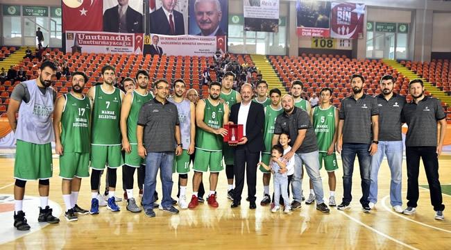 Mamak'ta 15 Temmuz Basketbol Turnuvası Başlıyor