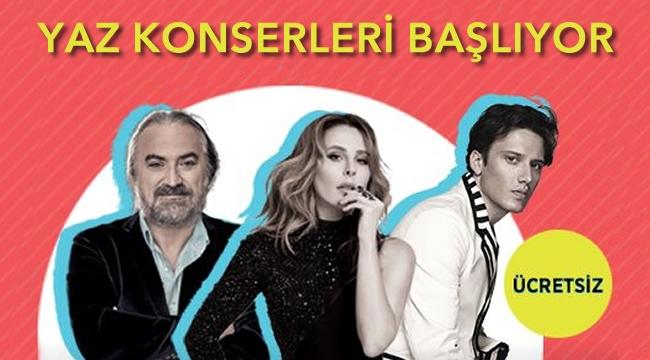 Merakla Beklenen Ankara Yaz Konserleri Başlıyor! Hangi Sanatçı, Ne Zaman Sahne Alacak?