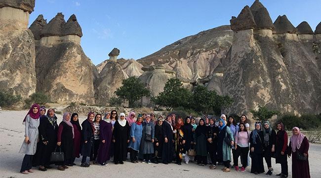 Pursaklarlı Kadınlar Kapadokya'yı Gezdi