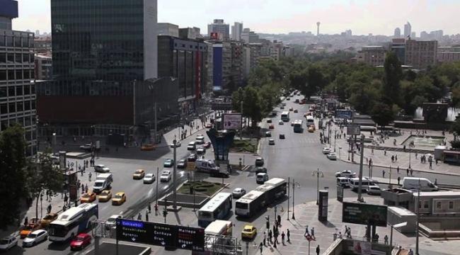 Valilik Açıkladı! 15 Temmuz'da Ankara'da Hangi Yollar Trafiğe Kapatılacak?