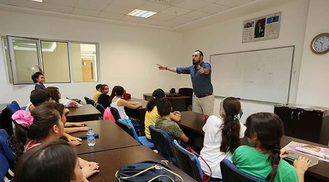 Yenimahalle'nin Yaz Okullarına Yoğun İlgi