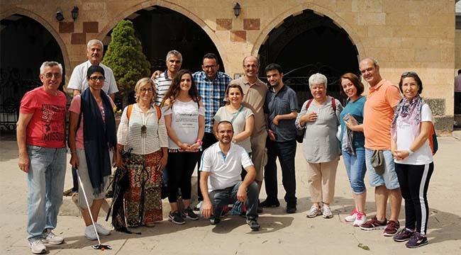 Yenimahalleli Engelli Vatandaşlar Nevşehir'de