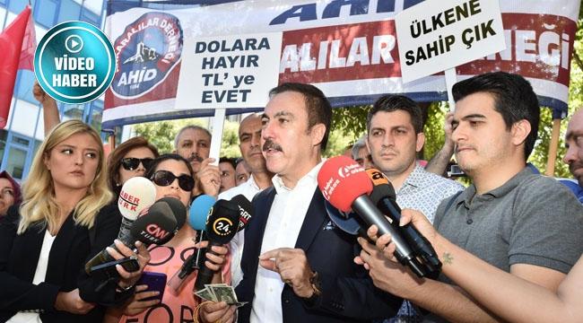 AHİD Üyelerinden Erdoğan'ın Döviz ve Altın Çağrısına Destek