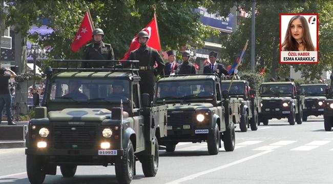 Ankara'da Zafer Bayramı Coşkuyla Kutlandı