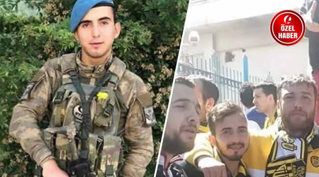 Ankara'ya Acı Haber! Ankaragüçlü Uzman Çavuş Harmancı Şehit Oldu