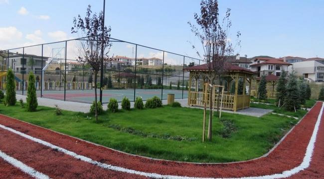 Beytepe Parkı'nda Sona Doğru! Açılış Tarihi Belli Oldu