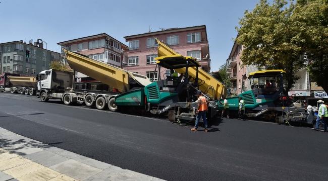 Büyükşehir'den ''Yol'' Hedefi! İşte Ankara'da İlçe İlçe Çalışma Yapılan Yollar Listesi