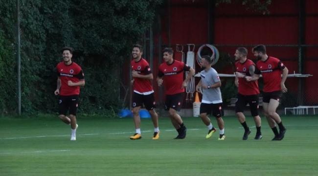 Gençlerbirliği'nde Eskişehirspor Hazırlıkları Başladı