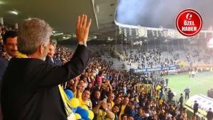 Mustafa Tuna'dan Ankaragüçlülere Müjdeli Haber