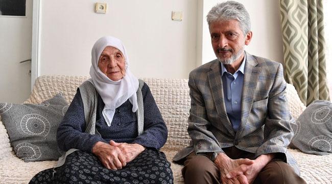 Mustafa Tuna'dan Şehit Ailesine Ziyaret