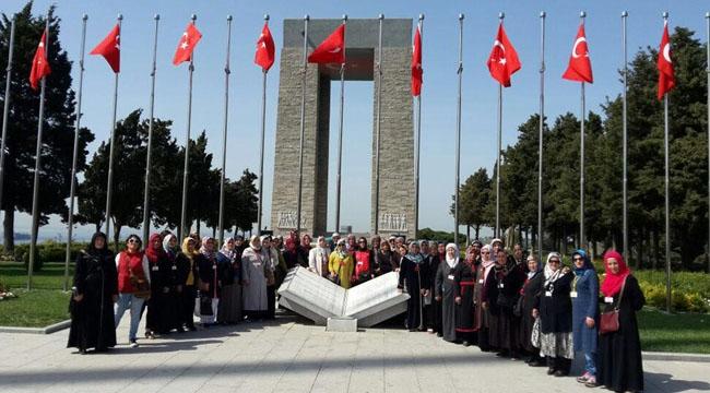 Altındağlıların Dünyası Kültür Gezileriyle Aydınlanıyor