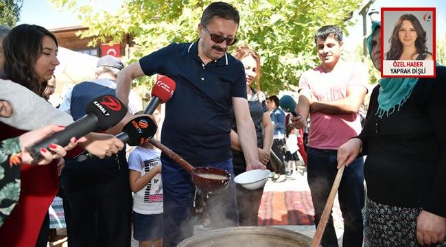 Altınköy'de 4. Aşure Şenliği Yoğun Katılımla Gerçekleştirildi