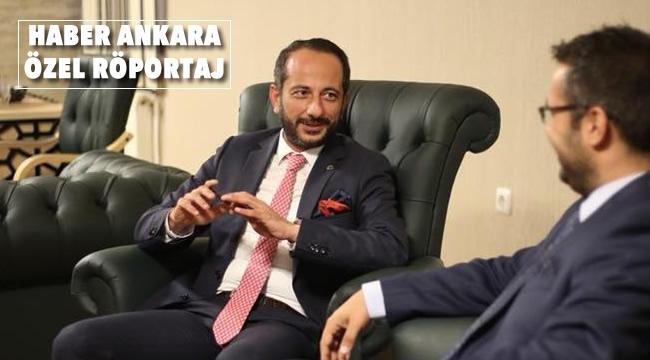 Ankara Barosu Başkan Adayı Av. Özdemir: ''Bu Yapı Ankara Barosu'nu Yönetemiyor''