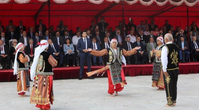 Ankara'da Sivas Tanıtım Günleri Başladı