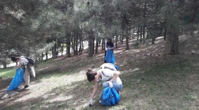 Başkent Ankara 150 Ülke İle Aynı Anda Çevre Temizliği Yapacak