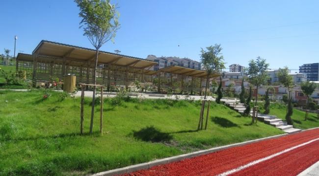 Çankaya'nın Orhan Veli Kanık Parkı Açılış İçin Gün Sayıyor
