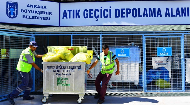 Çöp Kovası Devri Sona Erdi! Büyükşehir Belediyesi'nden 'Sıfır Atık' ile Ülke Ekonomisine Katkı...