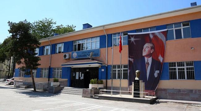 Keçiören'de Okullar Yeni Döneme Hazır