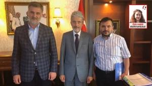 Mavi Halk Otobüsleri İçin İlk Adım Atıldı! Mustafa Tuna Bürokratlarına Talimat Verdi...