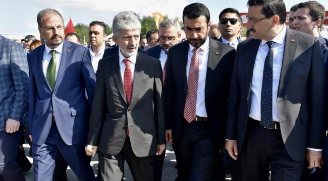 Mustafa Tuna ve İlçe Belediye Başkanları Sincan Cezaevi'nde...