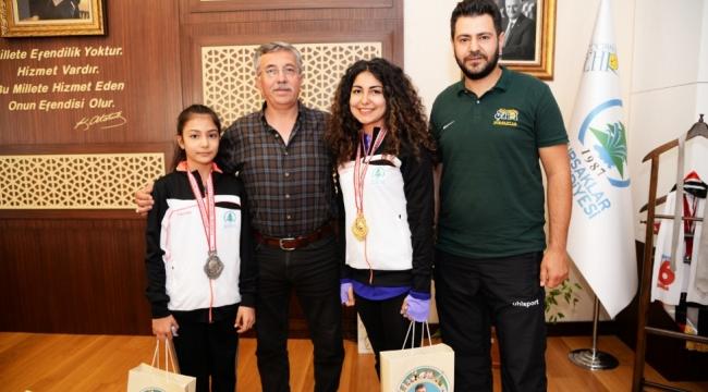 Pursaklar Belediyesi'nden Türkiye Tekvando 1'inciliği