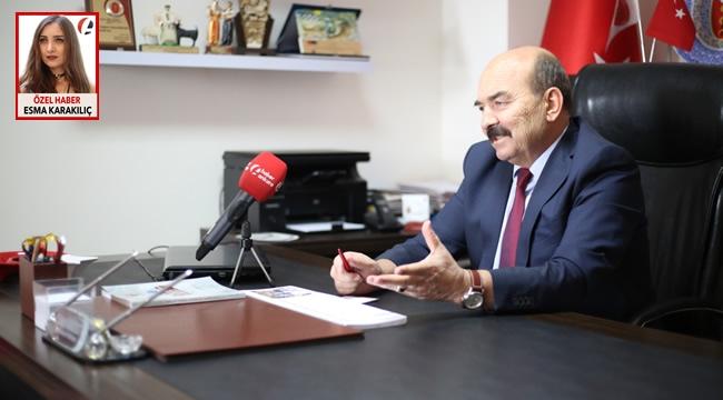 Türk Veteriner Hekimler Birliği Başkanı Gözet: ''Ankara'da Hayvanat Bahçesi Olması Gerekir''