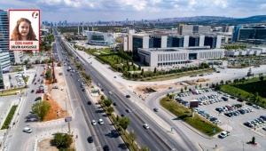 YENİ TRAFİK DÜZENLEMESİ! Eskişehir Yolu Bilkent ve Hacettepe Arasında Köprülü Kavşak Çalışmaları Başladı…