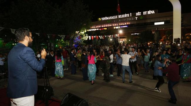 Yenimahalle'de 'Yaza Veda' Konseri
