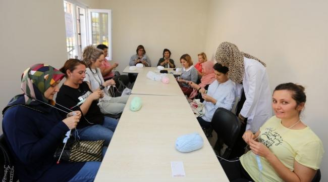 Yenimahalle'nin 16'ıncı Kurs Merkezi Açıldı