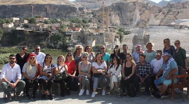 1.5 Güne 4 Şehir Sığdırdılar! Ankaralı Genç Girişimcilerin Güneydoğu Yolculuğu...