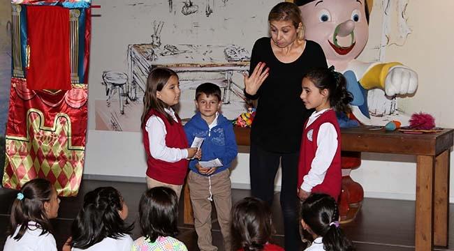 23 Bin 788 Çocuğu Ağırladı! Yenimahalle Belediyesi Evrensel Değerler Çocuk Müzesi'ne Ziyaretçi Akını...
