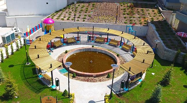 3 Ayda 13 Yeni Park! Çankaya'da Parkların Sayısı Artıyor...
