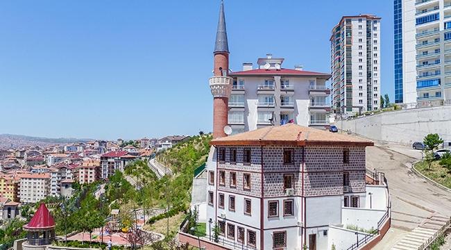 AÇILIŞ İÇİN GÜN SAYIYOR! Mamak'a Osmanlı Mimarisi'nde Camiler...